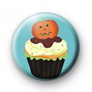 Halloween cupcake badge