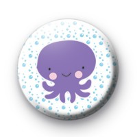 Purple Sea Creature Badge