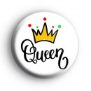 Queen Crown Badge