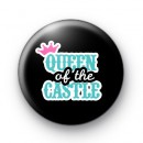 Queen of the Castle Button Badges
