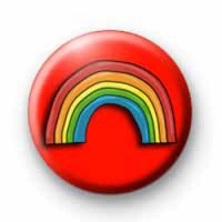 Rainbow Red Badge