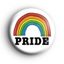 Rainbow Gay Pride Badge