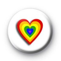 Rainbow LOVE badges
