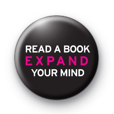 Read a Book Expand Your Mind Badge