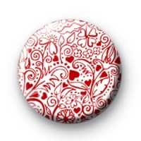 Red pattern badges