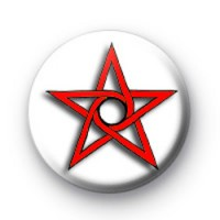 Cool Red Star Badges
