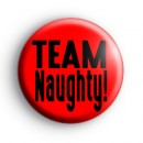 Team Naughty Christmas Badge