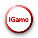 Red iGame Button Badges