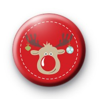 Xmas Decorations and Reindeer badge thumbnail