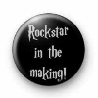 Rockstar in the making badges