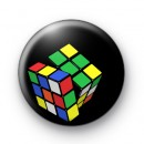 Rubiks Cube Button Badges