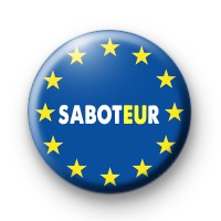 Saboteur Badge