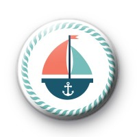 Sail The Seven Seas Boat Badge