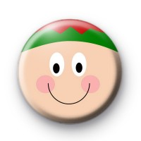 Santa's Little Helper Elf Badge