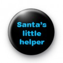Santa's Little helper (blue) badges