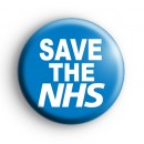 Save The NHS Badge