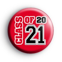 Red and Black Class of 21 Badge thumbnail