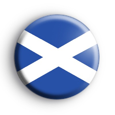 Scotland Flag Badge