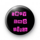 Sexy Emo Bitch Badges