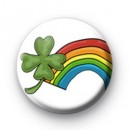 Shamrock Rainbow badges