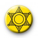 Yellow Sheriff Badges