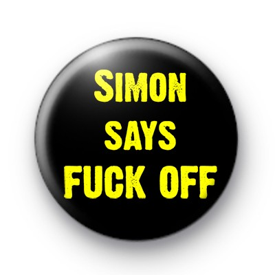 Simon says Badge