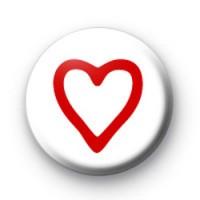 Simple red Heart Bulk Listing badge
