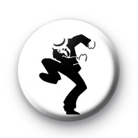 Ska Dancer Badge