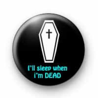 Coffin Badge badges
