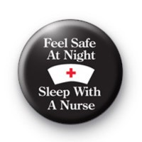 Feel safe at night badge