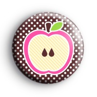 Apple Fruit Badge