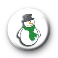 Winter Snowman badges