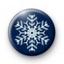 Snowflake blue badges