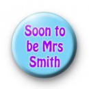 Soon to be Mrs purple badge