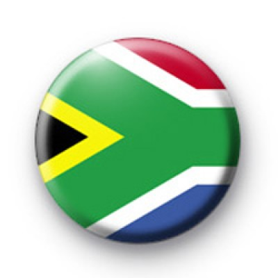 South African Flag Badges