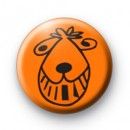 Spacehopper Badge