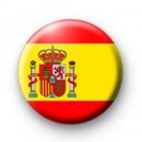 Spain Spanish Flag Badges
