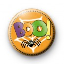 Spider Boo Halloween Badges