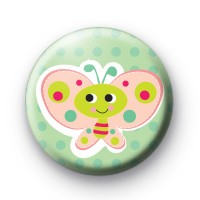 Spread Your Wings Butterfly Badges