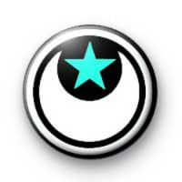 Moon & Star Blue badges