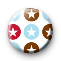 Star Pattern Badge