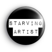 Starving Artist Badge