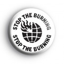 Stop The Burning Badge