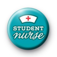 Student Nurse Button Badges
