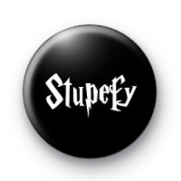Stupefy Harry Potter Spell Button Badges