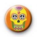 Sugar Skull 2 Badge