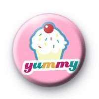Super Duper Yummy Cupcake Badge