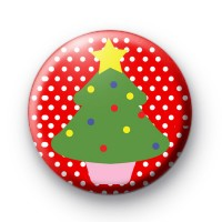 Sweet Christmas Tree Badges