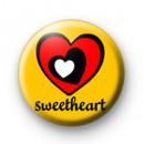 Sweetheart Badge