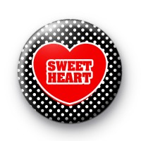 Sweet Heart Love Heart Badges thumbnail